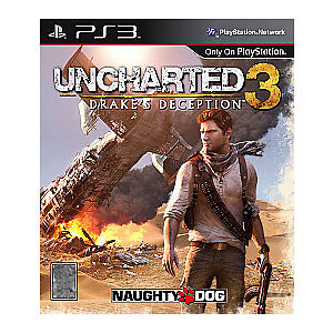 Uncharted 3 Drake's Deception (Sony Play...