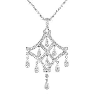 Antique Diamond Necklace Buying Guide
