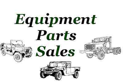 Equipment Parts Sales