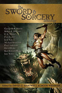 NEW The Sword & Sorcery Anthology by Robert E Howard