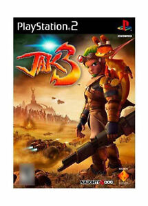 Jak 3 (Sony PlayStation 2, 2004) Platinum Series