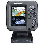 Humminbird 386ci Combo Portable  GPS Receiver