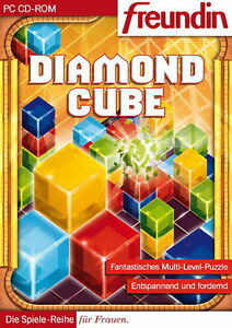 Diamond Cube (PC, 2007, DVD-Box)