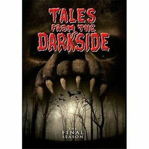 TALES FROM THE DARKSIDE FINAL SEASON (DVD, 2010, 3-Disc Set) NEW
