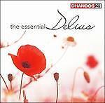 Essential Delius, The (Hickox, Bournemouth So) CD NEW