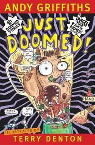 Just Doomed! by Andy Griffiths (Paperbac...