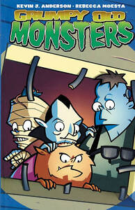KEVIN-J-ANDERSON-Grumpy-Old-Monsters-Full-Color-Graphic-Novel