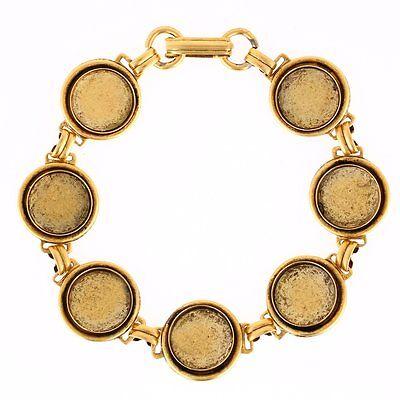 Antique Gold Link Bracelet Buying Guide