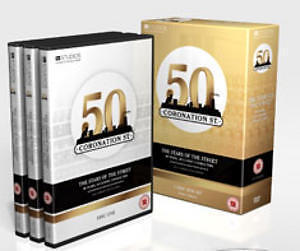 THE-STARS-OF-CORONATION-STREET-50-YEARS-50-CLASSIC-CHARACTERS-NEW-amp-SEALED