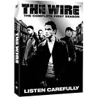 The Wire - The Complete First Season (DVD, 2004, 5-Disc Set) (DVD, 2004)