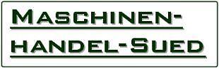 Maschinenhandel-Sued Onlineshop