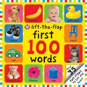 Lift-the-Flap-First-100-Words-by-Roger-Priddy-Board-book-2013