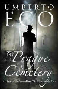 The Prague Cemetery Eco Umberto Very Good Book - Consett, United Kingdom - The Prague Cemetery Eco Umberto Very Good Book - Consett, United Kingdom