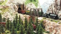 Realistic Model Railroad Scenery Using EZ Color Theory