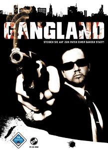 Gangland - Steigen sie auf zum Paten einer ganzan Stadt  (PC CD) Neuware