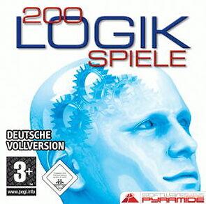 200 Logik-Spiele (PC, 2008, DVD-Box)