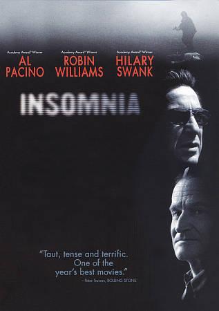 Insomnia (DVD, 2010, WS) 1