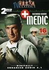 Medic: 16 Episodes (DVD, 2010, 2-Disc Set)