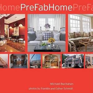 NEW Prefab Home By Michael Buchanan Paperback Free Shipping