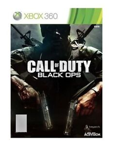 Call of Duty: Black Ops (Microsoft Xbox ...