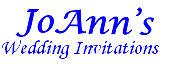 JoAnn's Wedding Invitations