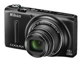 Nikon Coolpix 18.1 MP Digital Camera