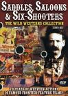 Saddles, Saloons, & Six Shooters: The Wild West Collection (DVD, 2006, 5-Disc Set)