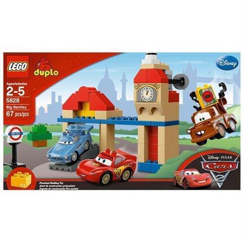 LEGO Disney/Pixar Cars Big Bentley (5828) | eBay