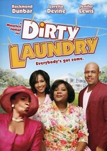 Dirty Laundry (DVD, 2009, Spa Cash)