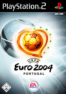 UEFA Euro 2004 (Sony PlayStation 2, 2004, DVD-Box) Wie Neu Top USK 0