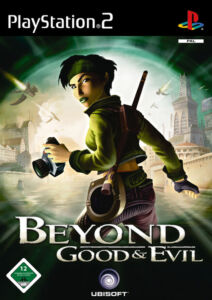 Beyond Good & Evil (Sony PlayStation)