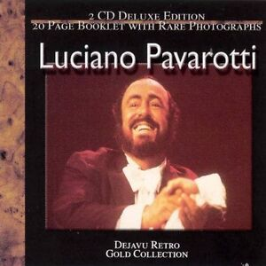 The-Gold-Collection-Good-Luciano-Pavarotti-Double-CD