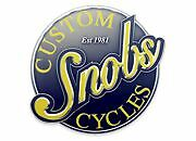 SNOBS CUSTOMS CYCLES HARLEY & BUELL