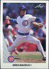 Leaf Greg Maddux Professional Sports (PSA) Baseball Cards