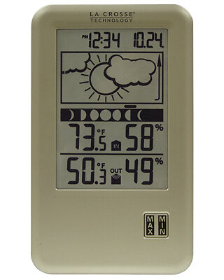 Elektronische Wetterstation für die ganz persönliche Wettervorhersage