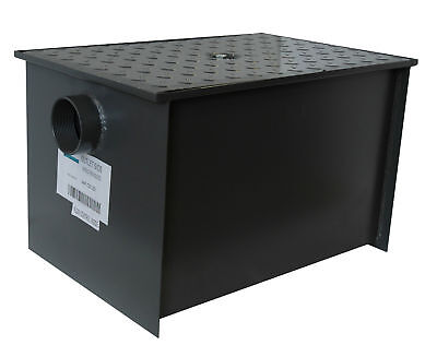 WentWorth Grease Trap interceptor New 20 lb 10 GPM  Model# (20 Lb Grease Trap)