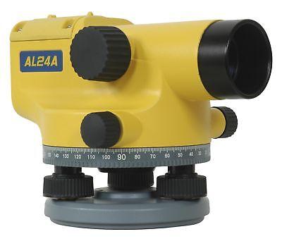 New Spectra Precision AL24A 24x Automatic Level