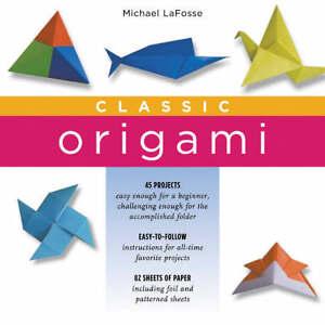 MICHAEL G. LAFO-CLASSIC ORIGAMI  AC NEW