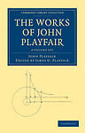 The Works of John Playfair 4 Volume Set ...