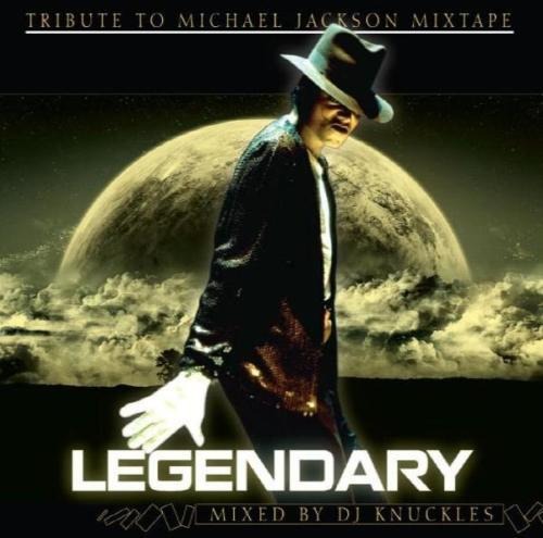 BEST OF MICHAEL JACKSON – DJ KNUCKLES CD
