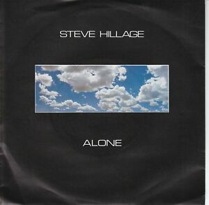 STEVE-HILLAGE-GONG-Alone-Frame-By-Frame-UK-45-RPM-NM