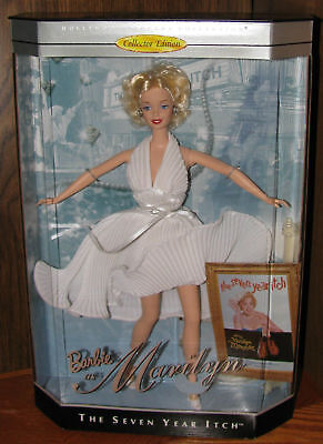 1997 Marilyn Barbie Doll Seven Year Itch