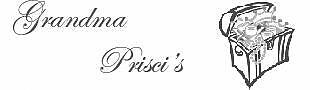 Grandma Prisci's Treasures