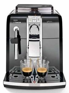 saeco syntia focus espresso machine coffee philips hd8833. Black Bedroom Furniture Sets. Home Design Ideas