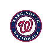 (2) Fathead Washington Nationals Quality Cornhole Decal