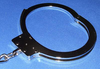 """Handcuff Collar 8"""" chain / Halseisen mit 20 cm Kette"""