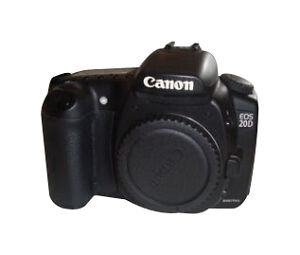 Canon EOS 20D 8.2 MP Digital SLR Camera ...