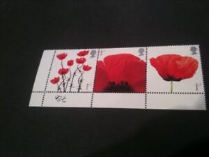 QE11 2008 SG2883/85 LEST WE FORGET STRIP  MNH STAMPS