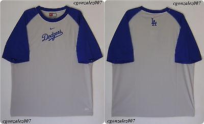 Nike La Dodgers T-shirt Style Baseball Jersey Men's Mlb