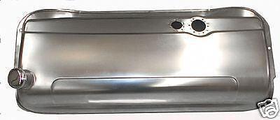 55-56 Ford Thunderbird Stainless Gas Tank